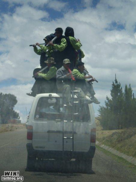 cars dangerous driving Music road trip wtf - 4559886336