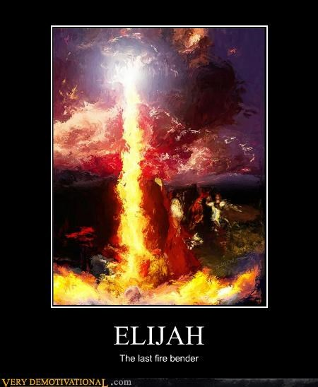 ELIJAH The last fire bender