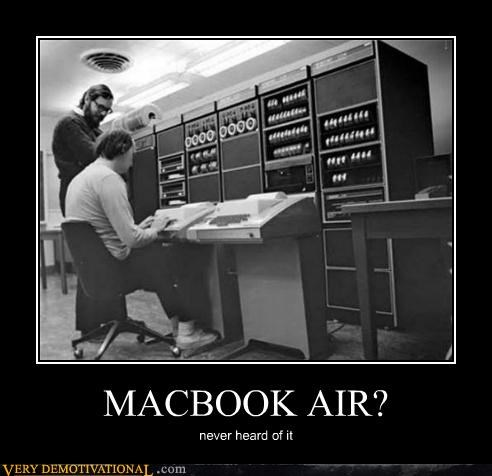 hipster,macbook air,never heard of it
