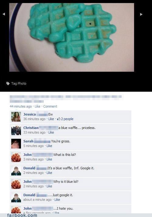 blue waffle image Memes unsee - 4560818944