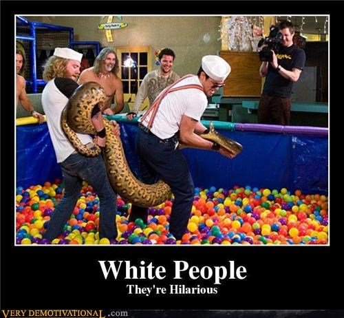 jackass jonny knoxville snake white people - 4561175040