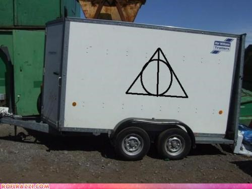 bad joke,deathly hallows,Harry Potter,sci fi