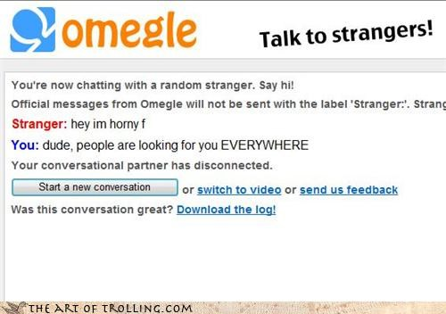 omegle chat pranks