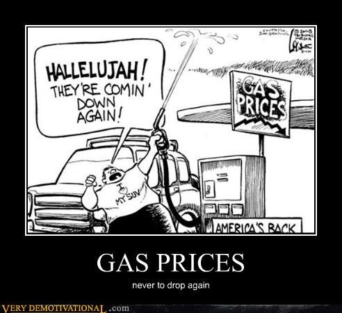 gas prices,americans