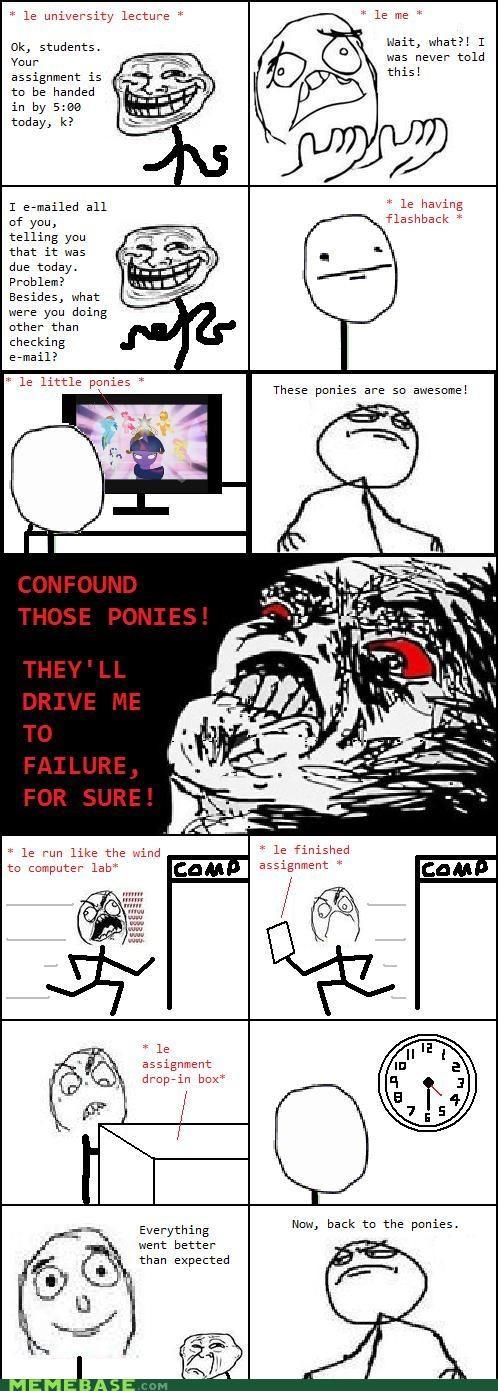 confound those ponies homework - 4563237376