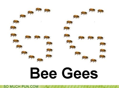 band bee gees bees double meaning g hits honeyed letter literalism musicians singing singles song Songs voice - 4563273728