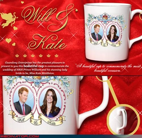 cup funny wedding photos kate middleton Prince Harry royal wedding Royal Wedding Madness - 4564106496