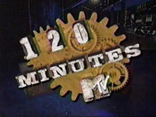 120 Minutes Matt Pinfield mtv MTV2 Nostalgia Overload - 4564132864