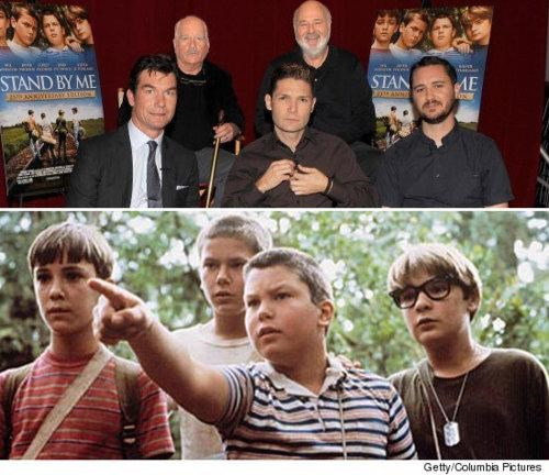 rip,stand by me,Then And Now