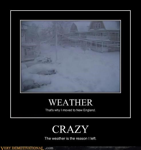 crazy,weather,new england