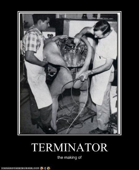 TERMINATOR the making of