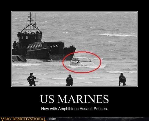 us marines Prius wtf attack - 4565389056
