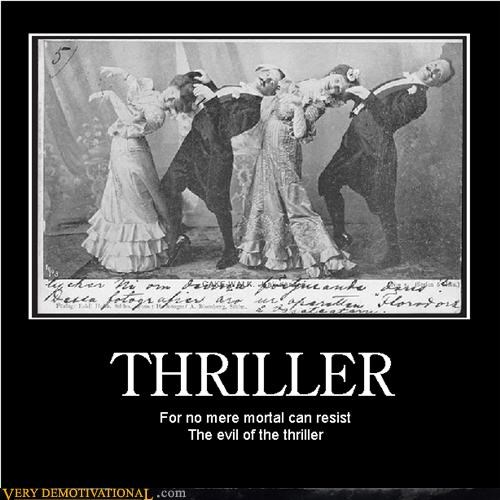 thriller michael jackson dancing - 4565424896