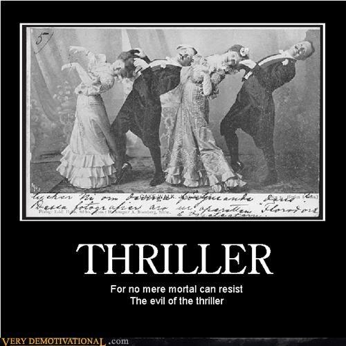 thriller michael jackson dancing - 4565424896
