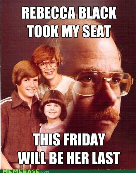FRIDAY,fri-eee-day,my seat,rebecca