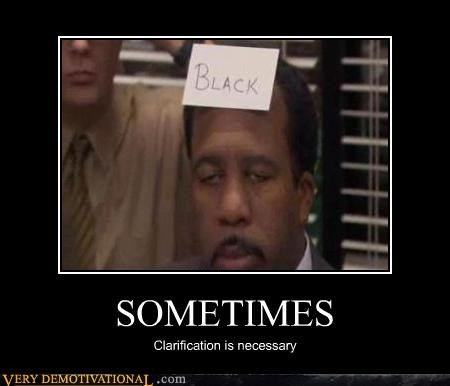the office racist wtf context - 4566813952