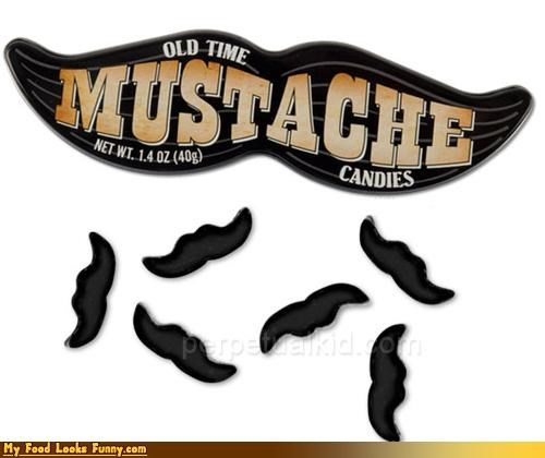 candy gummies licorice mustache - 4567060992