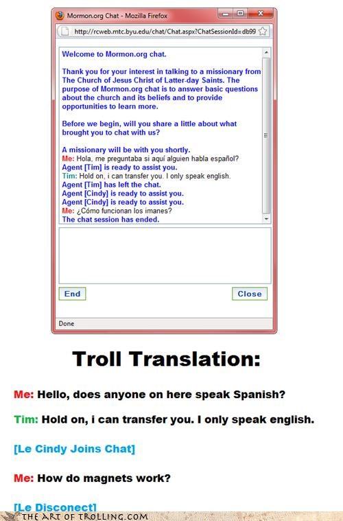 english french magnets Mormon Chat mormons spanish - 4567430912