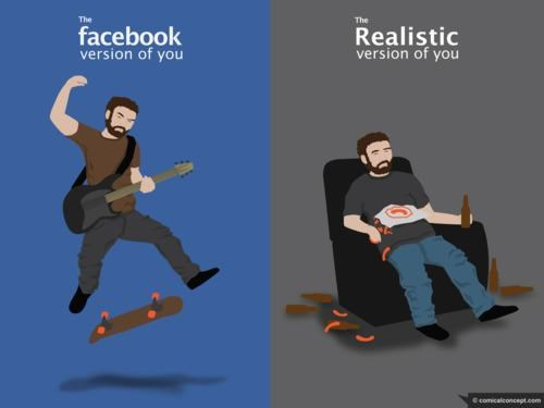 comical concept,facebook,Webcomic