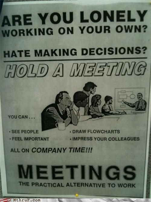 FAIL,meeting,waste
