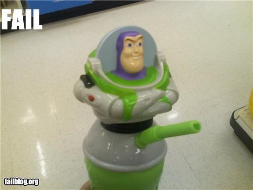 buzz lightyear,characters,childrens,classic,failboat,innuendo,movies,straw