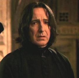 Harry Potter movies Nerd News rip snape - 4567935232