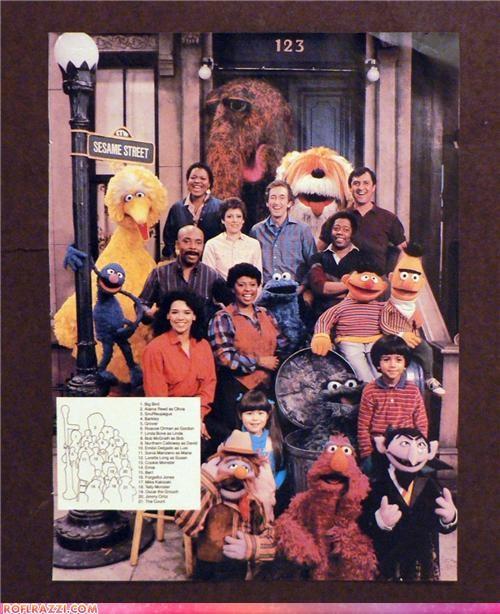 awesome Hall of Fame Sesame Street - 4568000512