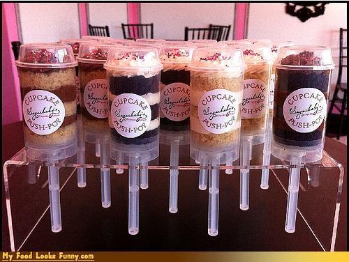 cake cupcake dessert frosting push pop snack sprinkles - 4569454848