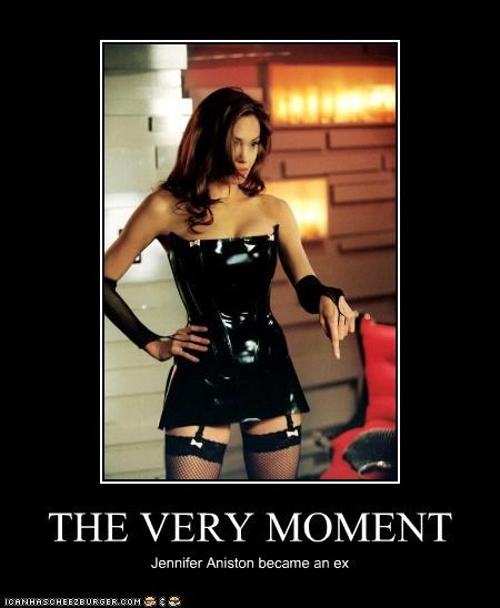 actor Angelina Jolie celeb demotivational funny sexy - 4569460736