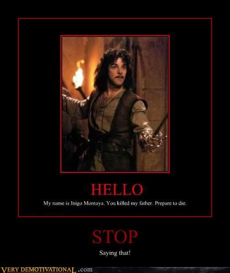 princess bride,inigo montoya,quotes