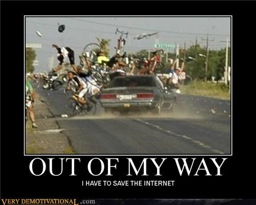 bicycle crash car internet