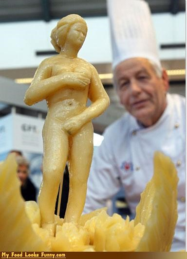 cheese,sculpture,venus,venus de milo