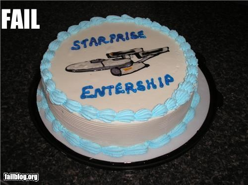 cake failboat geek g rated phrases star wars words - 4570982400