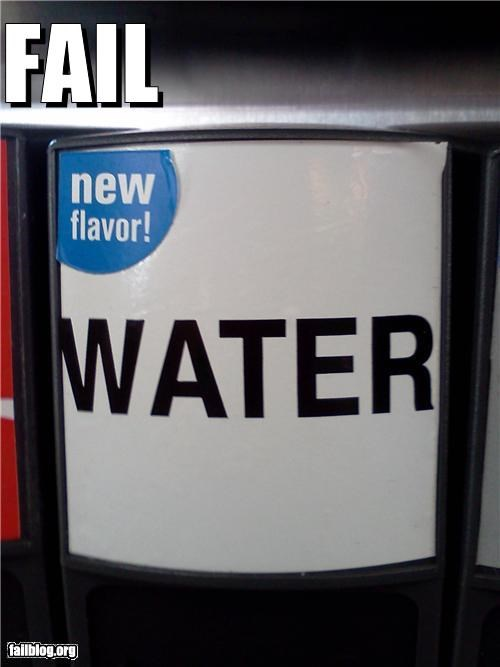 drinks facepalm failboat flavoured g rated really water - 4571443968