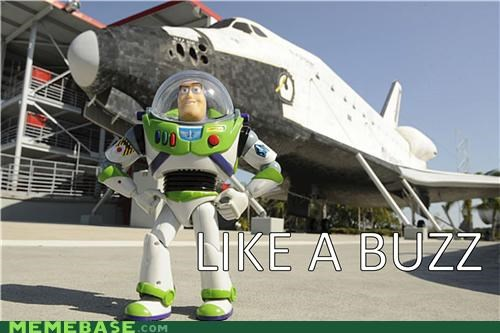 buzz lightyear,Like a Boss
