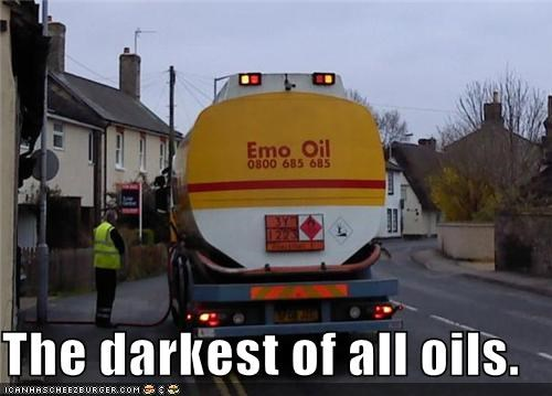 dark emo oil Sad - 4571604480
