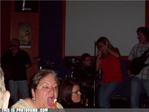 carrots Music old ladies photobomb sexy times - 4572006912