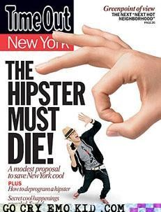 Death emo hipster IRL magazine new york time out