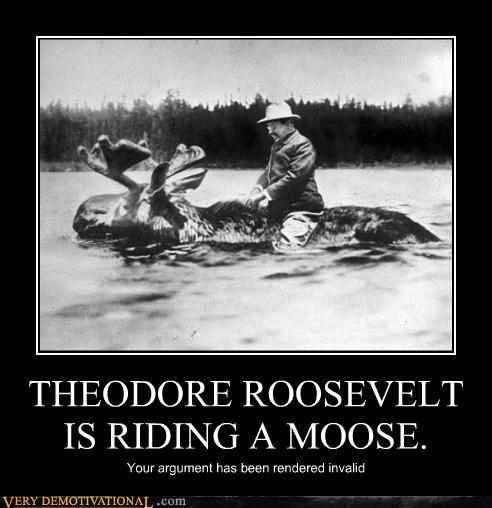 lake moose Theodore Roosevelt - 4573918720
