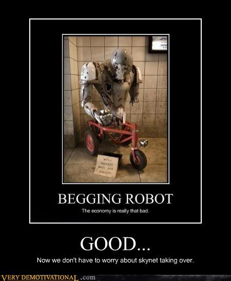 begging good robot - 4574121472