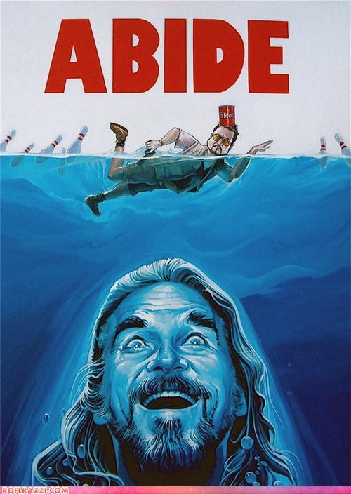 art funny Hall of Fame jeff bridges john goodman the big lebowski - 4576698112