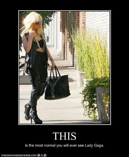 celeb,demotivational,funny,lady gaga,Music