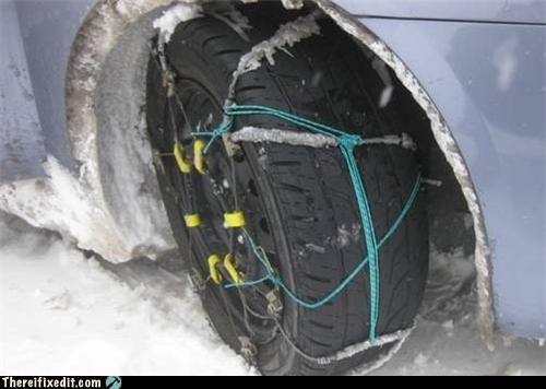 safety first,snow,snow chains,winter
