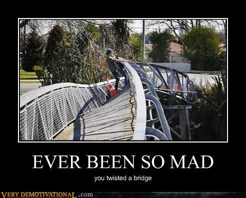 bridge,mad,twisted