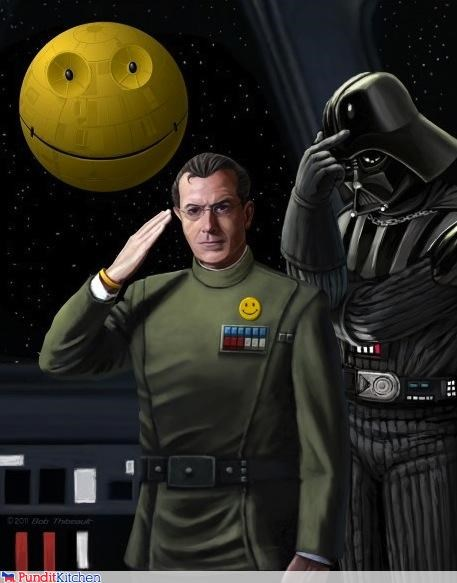 art,darth vader,Hall of Fame,star wars,stephen colbert