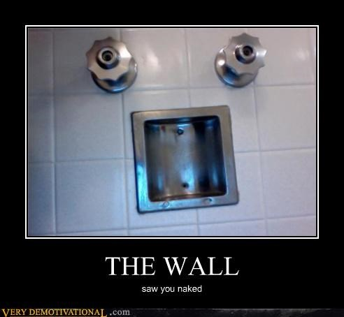 the wall,newd,shower,scared,categoryimage