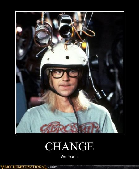 garth,waynes world,change,scary
