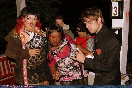 costume cross dresser weird wtf