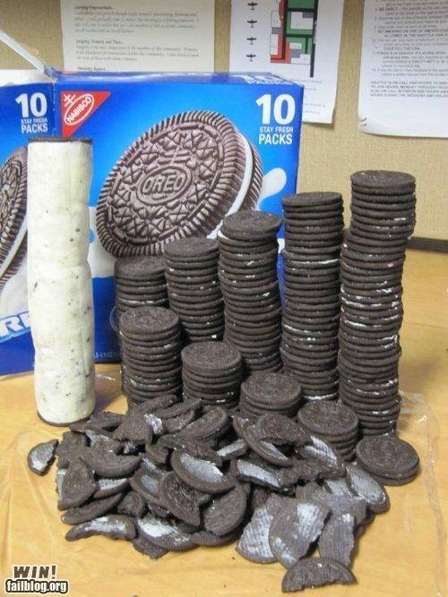 classic cookies food Oreos overkill yummy - 4579789056