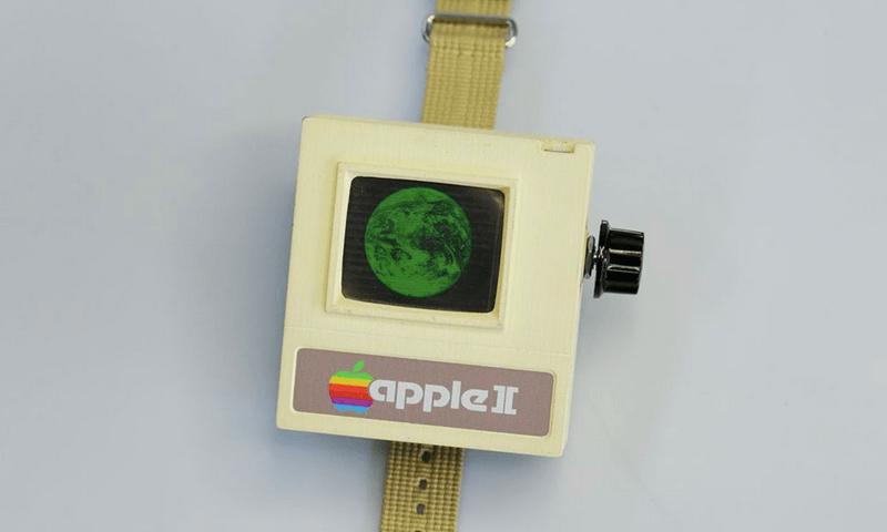 apple watch apple II instructables - 457989